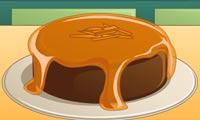 Готовим шоколадно-апельсиновый торт!