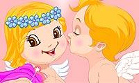 Makijaż: Pocałunek Anioła