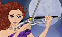 Наряд для скрипачки