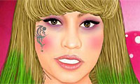 Nicki Minaj Make-Up
