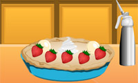 Анины рецепты: черничный пирог