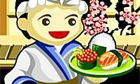 Sushi-rusning