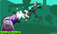 Lanzador de Zombies