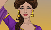 History Dress Up: Arabian World