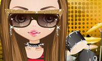 Viste a la Chica Roquera