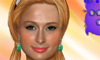 Paris Hilton Make-Up