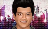 Transformation de Bruno Mars