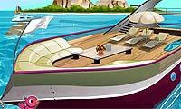 Dekorowanie: Jacht