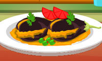 Анины рецепты: фаршированные баклажаны