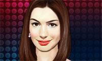 Anne Hathaway Make-Up