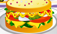 Sandwich Deli Lezat