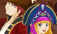 Jack & Jennifer Pirate Partners