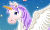 Caccia all'unicorno magico