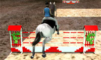 3D-hästhoppning
