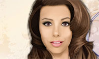 Eva Longoria Make-Up 2
