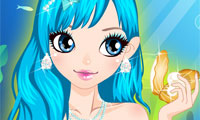 Maquilla a la Sirena