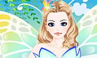 Укрась бабочку
