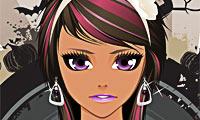 Makijaż Emo