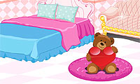 Décoration de chambre de princesse