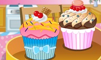 Decorando Muffins