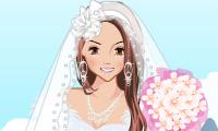 Dandan Pernikahan Penuh Bunga