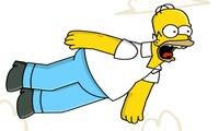 Botte les fesses d'Homer