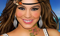 Vanessa Hudgens: Tattoo Makeover