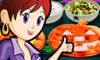 Creepy Quesadillas:Culinária da Sara