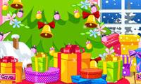 Weihnachtsgeschenk-Dekoration