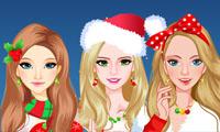 Moda natalizia per ragazze