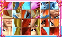 Klub Winx: Puzzle 3D