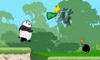 Rennen, panda!