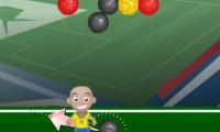 Fußball-Puzzle Weltmeisterschaft