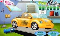 El auto de Pou