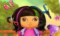 Prawdziwe fryzury: Dora