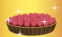 Kiki Raspberry Tart