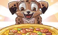 Pizza du toutou