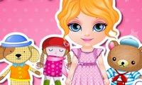 Baby Hobbies: Stuffed Friends