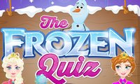Quiz over Frozen
