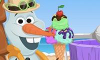 Волшебное мороженое Эльзы