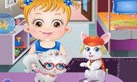 Baby Hazel: Pesta hewan