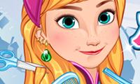 Anna Frozen Hair Spa