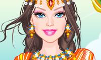 Viste a la princesa persa