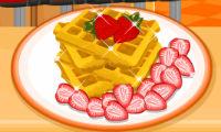 Colazione nella casa dei waffle