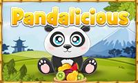 Hongerige panda