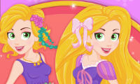 Now & Then: Rapunzel's Sweet Sixteen