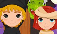 Sihir Dahsyat di Halloween