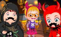 Mała Hania: Halloweenowy zamek