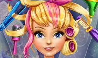 Pixie Hollow: vere acconciature
