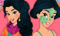 Modern Jasmine: Dzień w spa